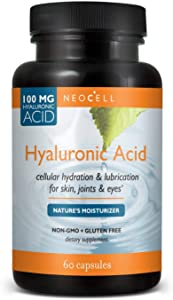 NeoCell - Hyaluronic Acid - 60 Capsules (Packaging May Vary)