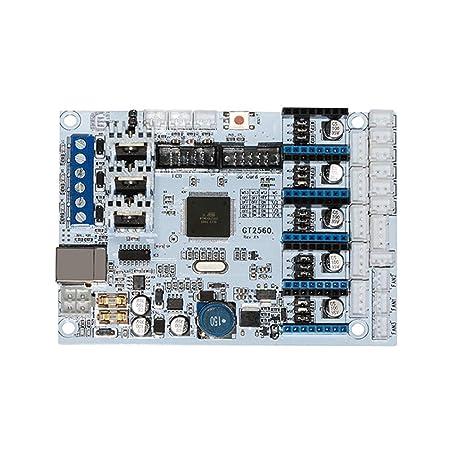 zw65inz0 Panel de control de impresora 3D, placa de control Gt2560 ...