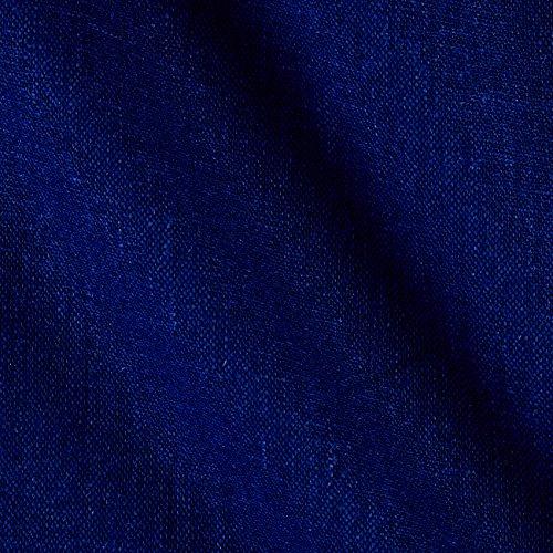 Ben Textiles Rayon Linen Blend Navy,