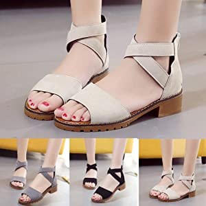 503cf6472c3df9 Plus Size 35-43 Rhinestone Gladiator Sandals Open Toe High Heel Sandals  Crystal Ankle Wrap Short Boot Women Shoes. Coco-Z Plus Size ...