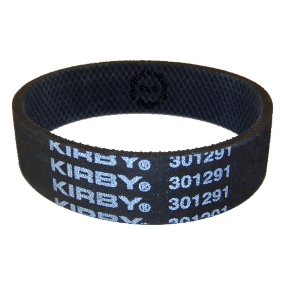 2 originali KIRBY cinghie/trazione a cinghia/piatto cinghie per tutti i modelli (301291) Handelsgesellschaft Begau