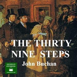 The Thirty Nine Steps Hörbuch