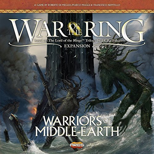 Warriors of Middle-Earth (War Of The Rings Board Game)
