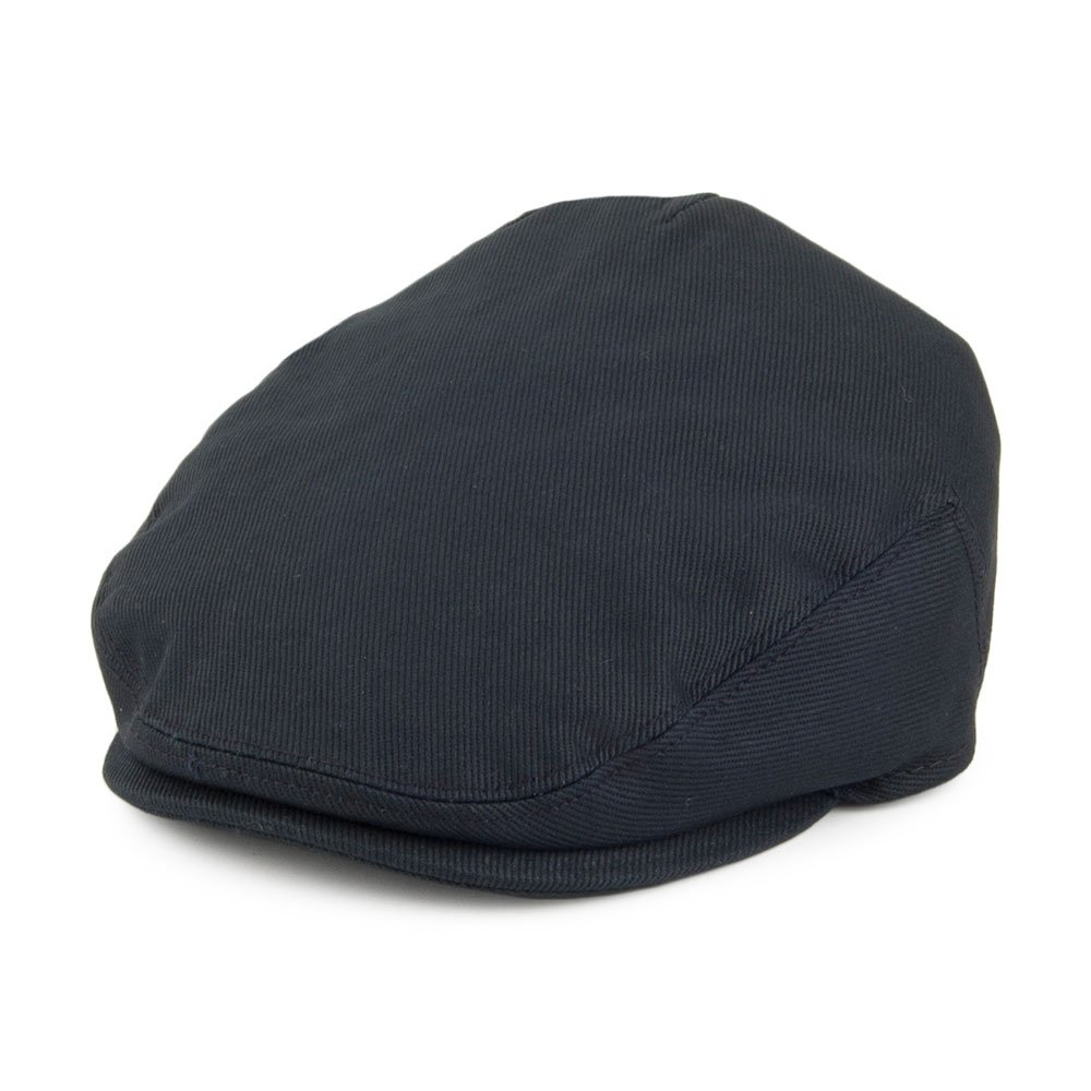 Dark Blue Jaxon /& James Cotton Flat Cap