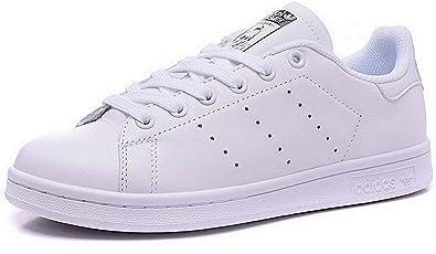 adidas Womens Originals Stan Smith Trainers in White: Amazon