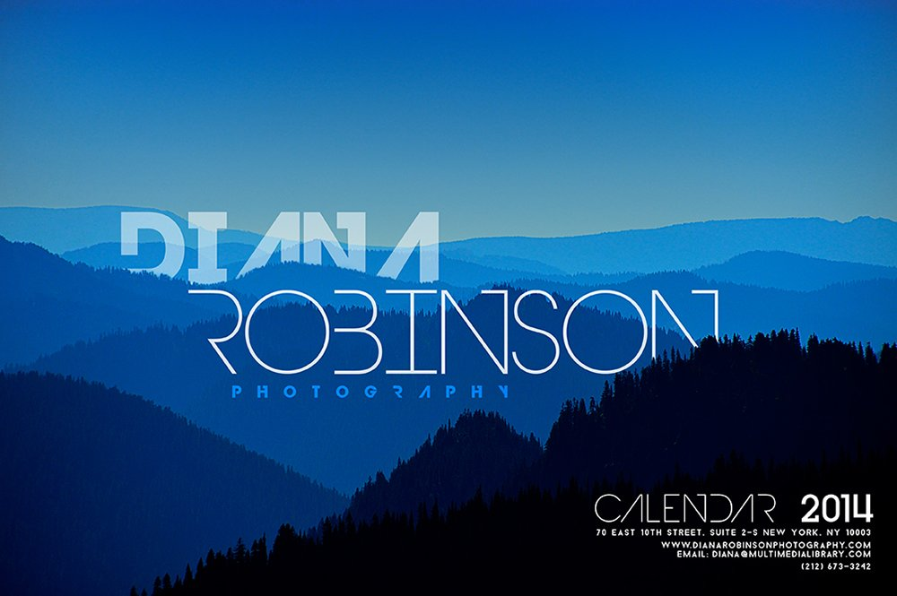 2014 Wall Calendar Diana Robinson Photography ebook