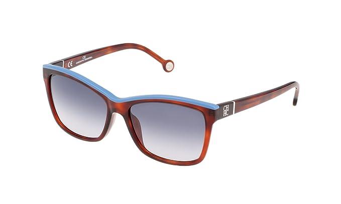 533e3afed8 Carolina Herrera SHE5985509XW Gafas de sol, Multicolor, 55 para Mujer:  Amazon.es: Ropa y accesorios