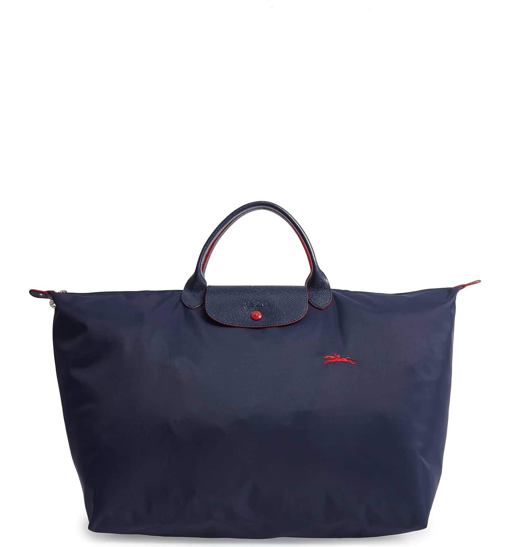 6845747a10 Longchamp 'Medium Le Pliage' Nylon Club Tote Bag, Navy: Handbags: Amazon.com
