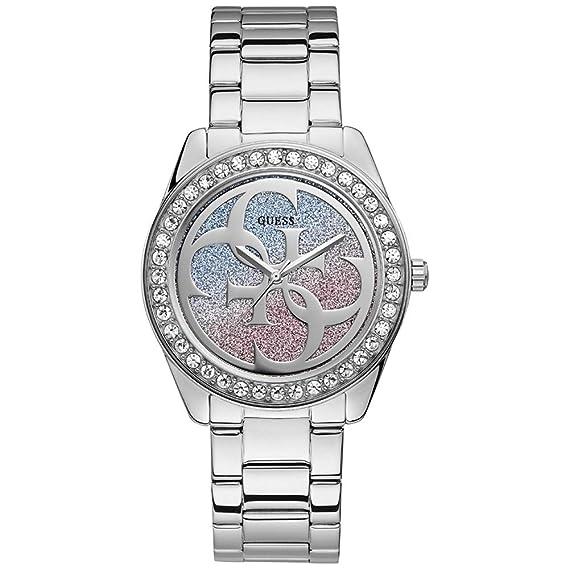 Amazon.com: Guess G Twist W1201L1 - Reloj analógico de ...