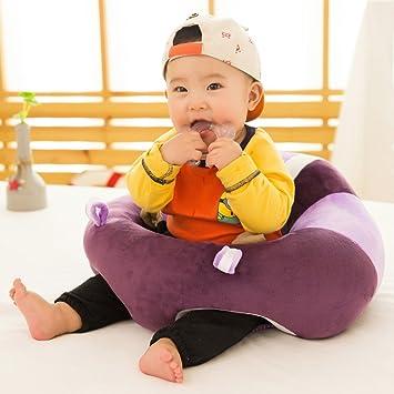Amazon.com: Bebé asiento bebé Apoyo Almohada bebé sentado ...
