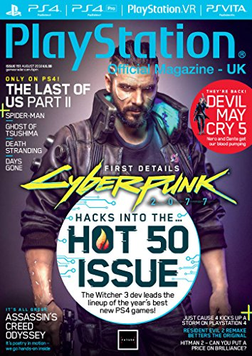 Magazines : PlayStation Official Magazine - UK
