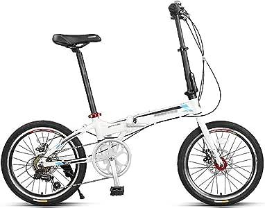 LI SHI XIANG SHOP Bicicleta Plegable de Bicicleta para Adultos ...