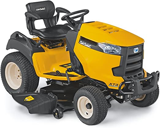 CUB CADET Tractor Descarga Lateral XT3QS127: Amazon.es: Jardín