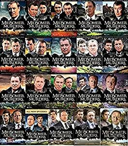 Midsomer Murders Ultimate Collection Series 1-19 part 2