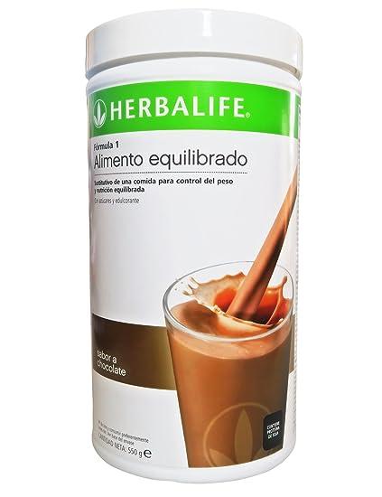 Herbalife Batido Fórmula 1 Chocolate bote 550g