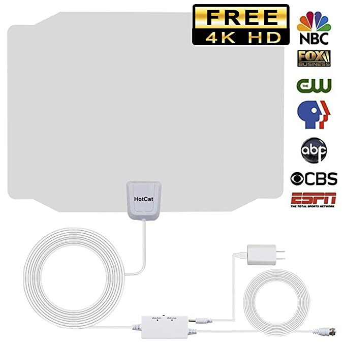 Review HotCat HDTV Antenna, Indoor