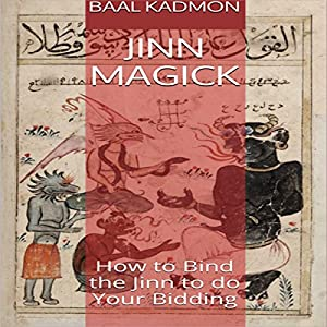 Jinn Magick Audiobook