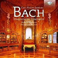 C.P.E. Bach: Harpsichord Concertos