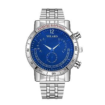 Stainless Steel Sport Quartz Hour Wrist Analog Watch Clearance