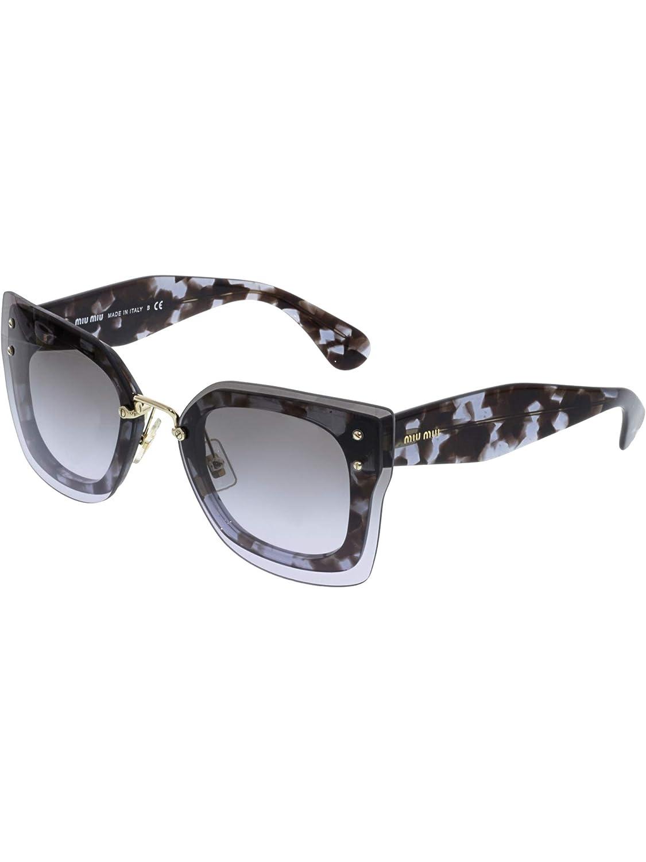 26bcbd24371a Miu Miu MU04RS UAH3H0 67mm Sunglasses - Size  67--16--140 - Color  Lilac  Havana  Miu Miu  Amazon.ca  Watches