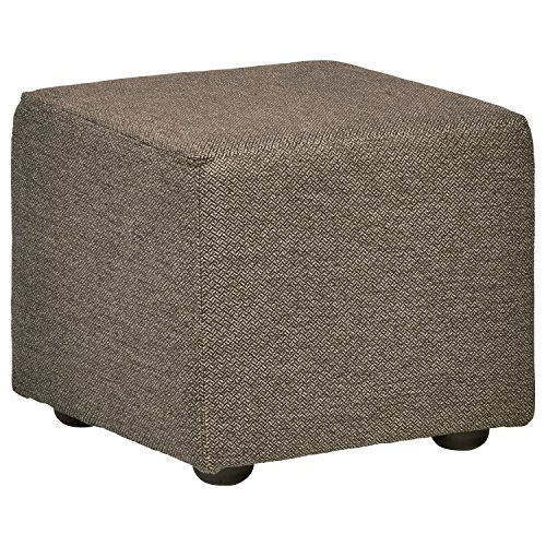 ered Cube Ottoman, 20