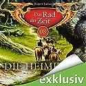 Die Heimkehr (Das Rad der Zeit 08) Audiobook by Robert Jordan Narrated by Helmut Krauss