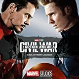 キャプテン・アメリカ:シビル・ウォー -オリジナル・サウンドトラック