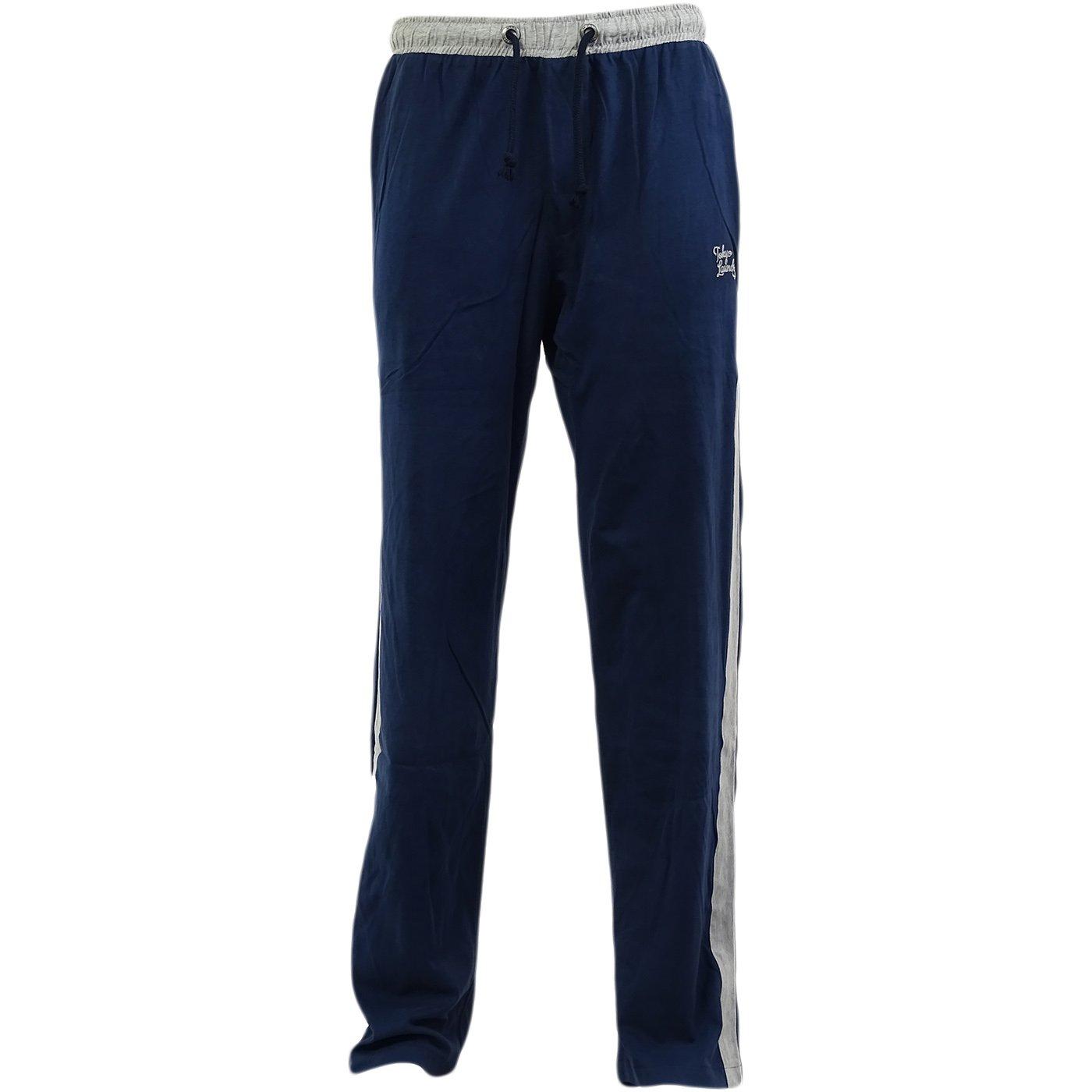 Tokyo Laundry Lightweight, Straight Leg Pyjama Bottom 8113 Blue S