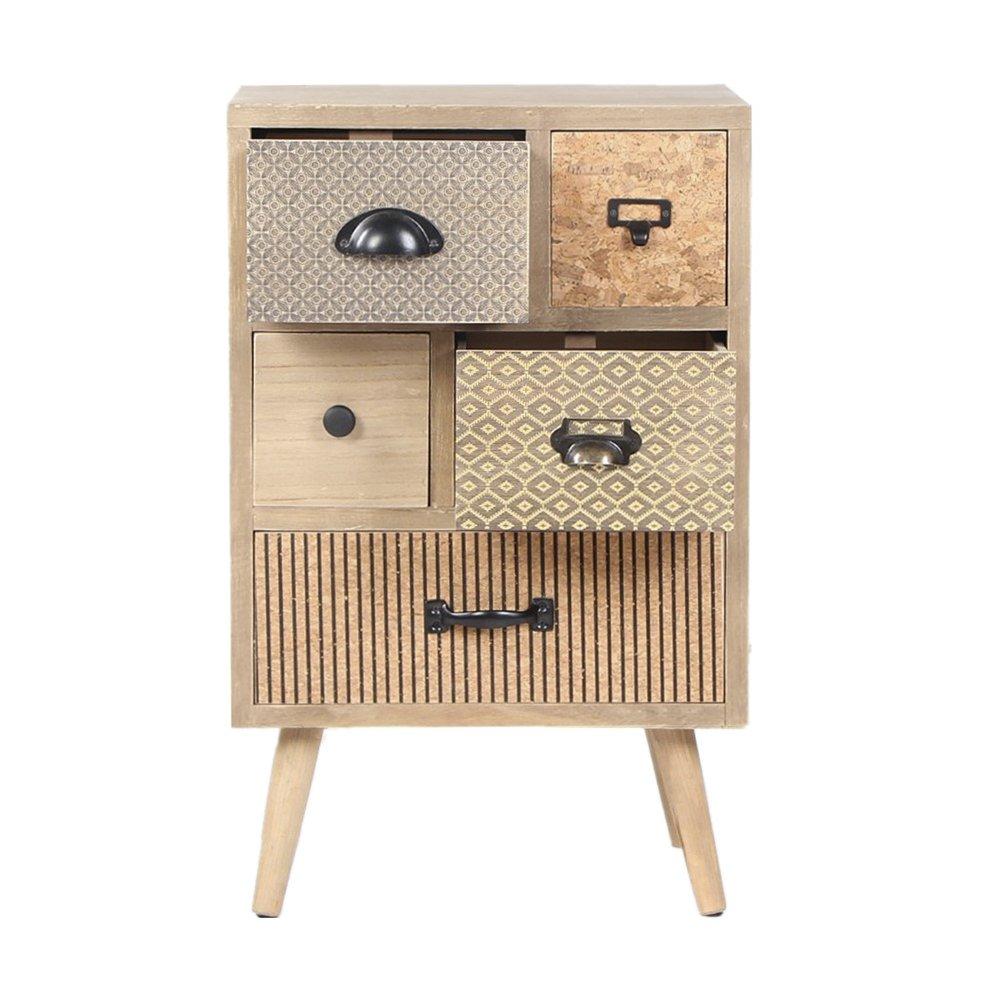 Mueble Recibidor vintage madera clarohttps://amzn.to/2S3kPKV