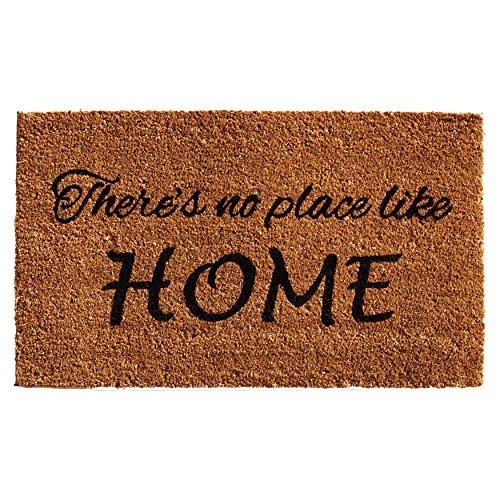 Wizard Of Oz Door - Home & More 121252436 No Place Like Home Doormat, 24