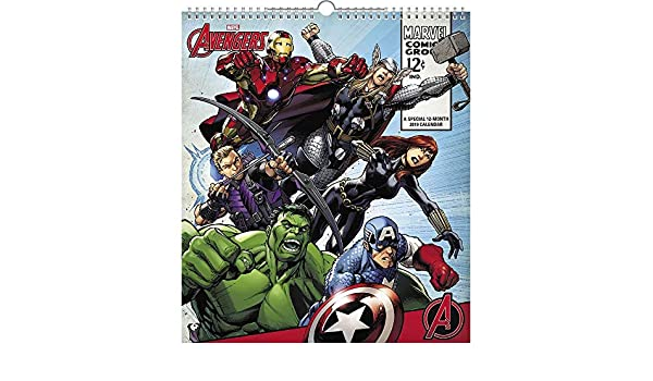 AC 2019 Marvel Avengers Assemble Special Edition 2019 ...
