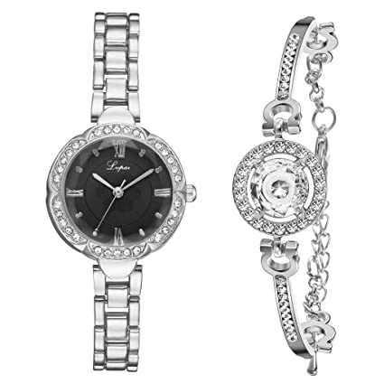 Tianya - Reloj de Cuarzo Para Mujer Reloj de Lujo Estilo ...