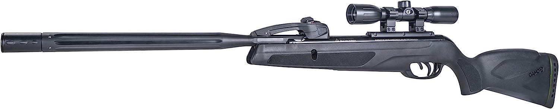 Gamo 611006875554 Swarm Whisper Air Rifle, .22 Caliber,Black