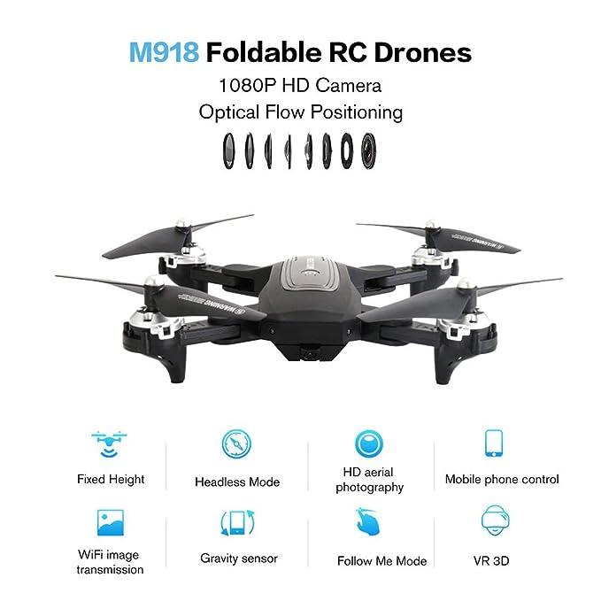 LouiseEvel215 Posicionamiento de Flujo óptico Plegable Drones RC ...