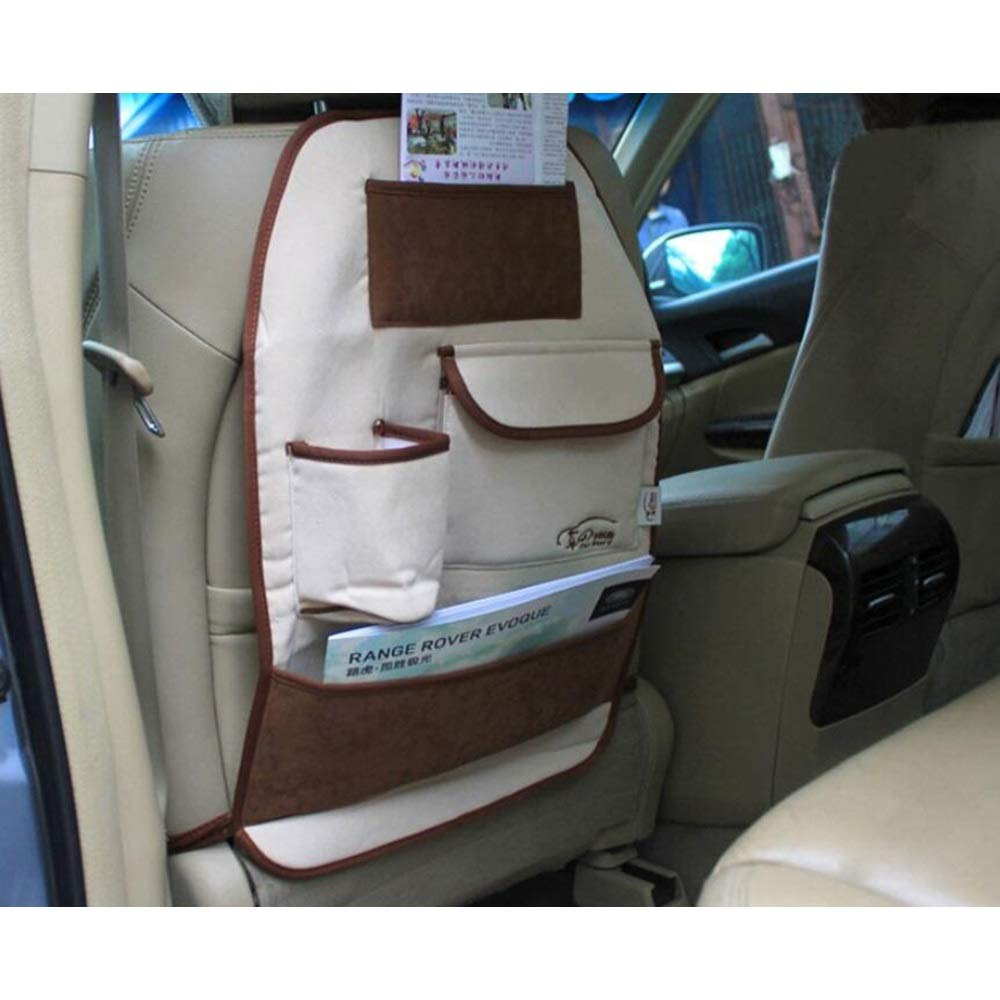 HongTeng Car Seat Storage Bag Multi-Function Fabric Storage Bag Outdoor Travel Accessories by HongTeng (Image #2)