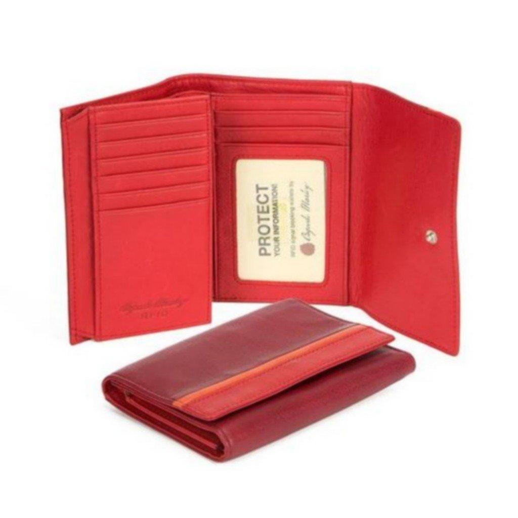 Osgoode Marley RFID 5 Flap Wallet Ink