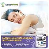 Precision Naturals Sleep Aid Melatoninl Supplement