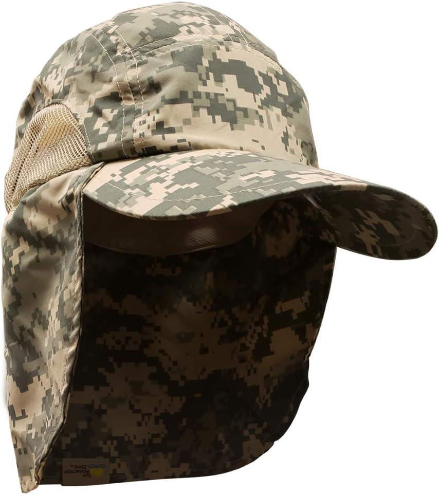 Sun Protection Zone Adult Legionnaire Hat