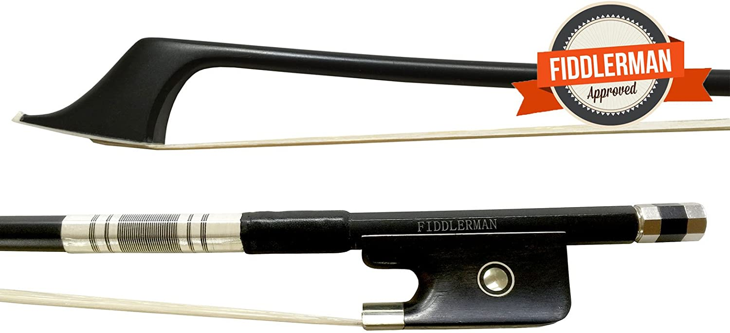 Fiddlerman Carbon Fiber Cello Bow 4/4