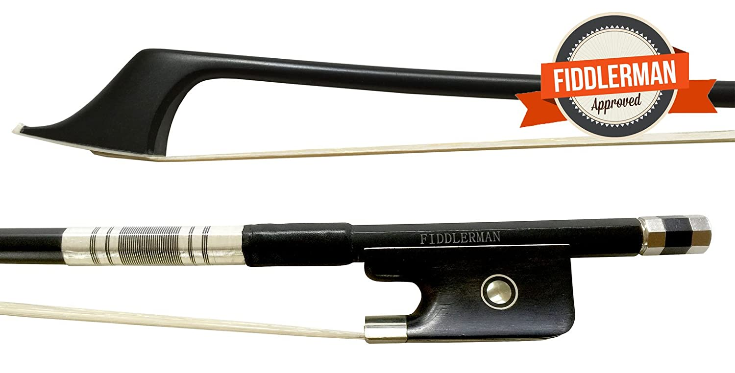 Fiddlerman Carbon Fiber Cello Bow 4/4 Fiddlershop 4334267317