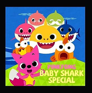 Baby Shark (Baby Shark #1)