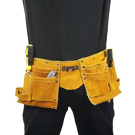 Rziioo Grembiule Da Lavoro Con Cinturino In Pelle c3d1e634017