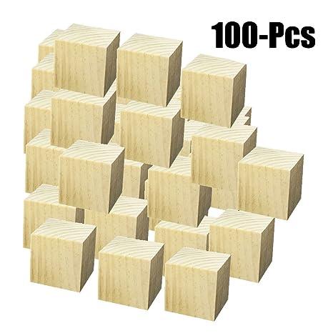 Great di legno cubo joyibay pcs blocco quadrato in legno - Progetti mobili in legno pdf ...