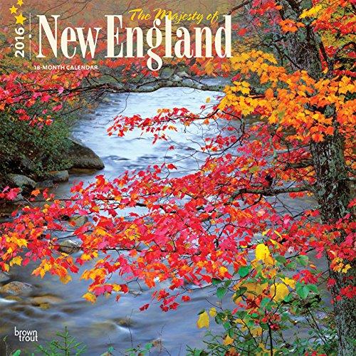 Majesty New England 2016 Calendar product image