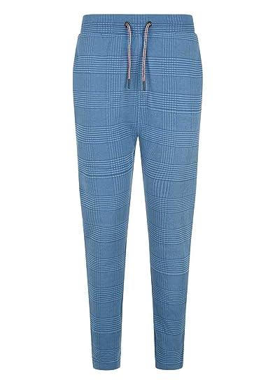 Teenzshop - Pantalones de chándal para niños, diseño de Cuadros ...