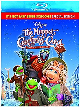 Amazon.com: The Muppet Christmas Carol [Blu-ray]: Michael Caine ...