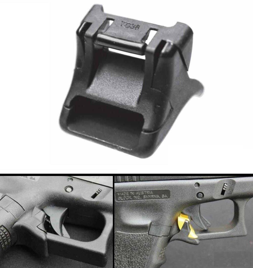 safe-draw Guardia Lock Kit para Pistolas Pistolas Glock 17 - 41 - 1 ...