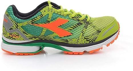 Diadora N-6100 – 3, Zapatillas de Running Para Hombre, Verde, 42 ...