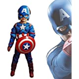 MEET Captain America Classic Muscle Costume …