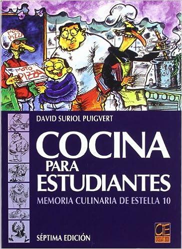 Descargar libro gratis ipad Cocina para estudiantes - memoria culinaria de estella 10 MOBI
